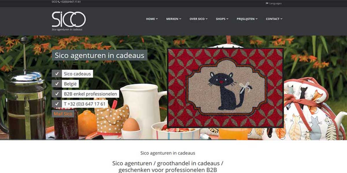 Websiteproject Sicocado