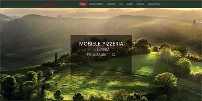 Websiteproject Il Forno